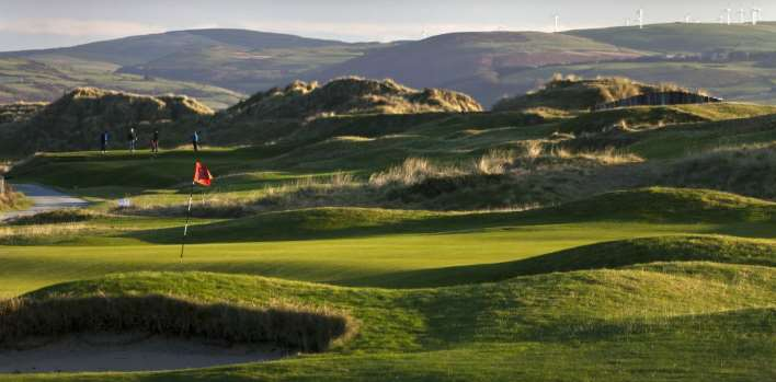Top 100 Golf Courses in Wales