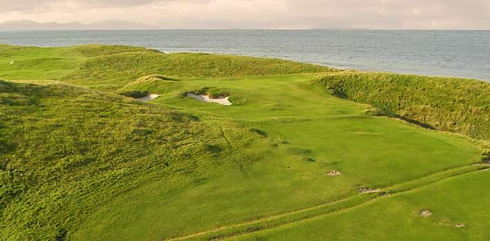 True Links Golf Courses in Scotland