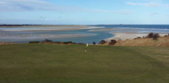 Bamburgh Castle Golf Club