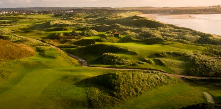 Top 100 Golf Courses in Scotland