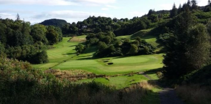 Glencruitten Golf Club