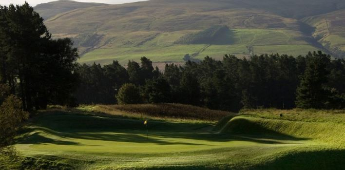 Gleneagles (King's) Golf Club
