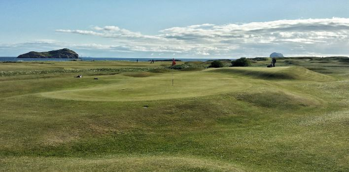 Golf Course Reviews East Lothian