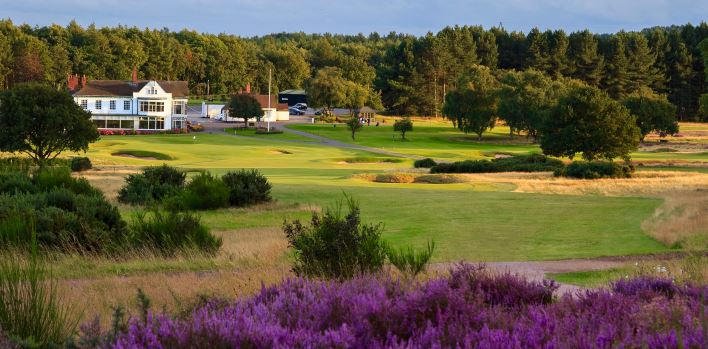 Top 100 Golf Courses in Great Britain