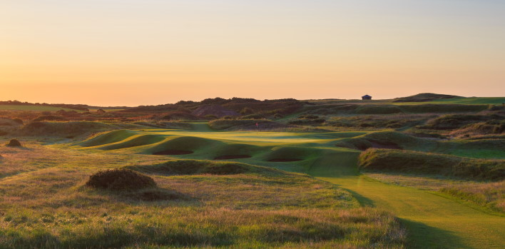 True Links Golf Courses in Wales