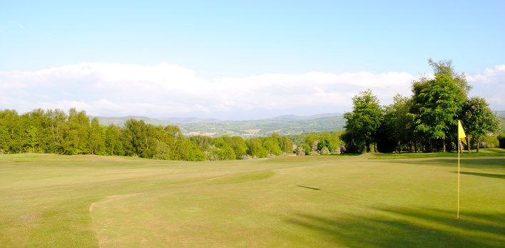 Ruthin Pwllglas Golf Club