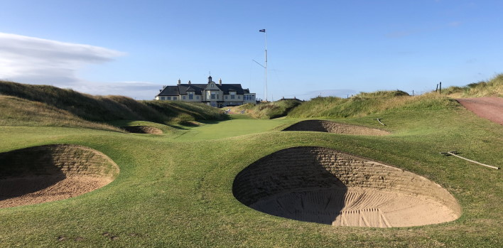 True Links Golf Courses in England