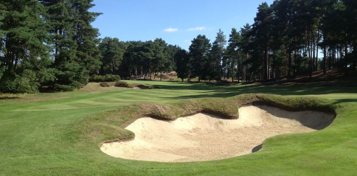 Top Second Golf Courses in Great Britain