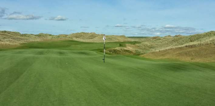 Top Modern Golf in Great Britain