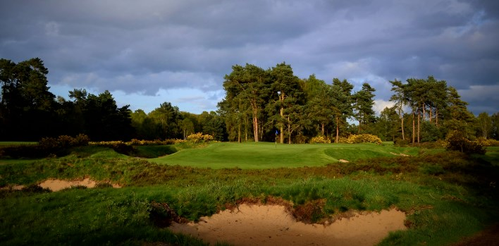 Top 100 Golf Courses in England