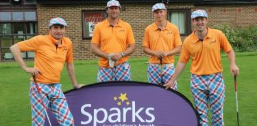 Charity Golf Opens