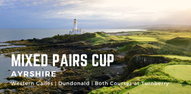 Links Golf Cup - Mixed Pairs Ayrshire