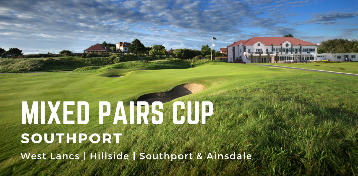 Mixed Pairs Cup - Southport