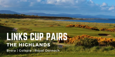 Links Golf Cup - Pairs Highalnds