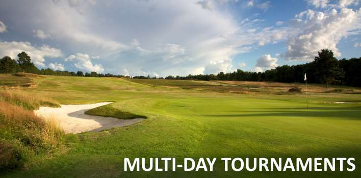 Multi-Day Golf Tournaments