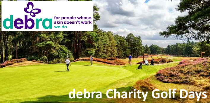 DEBRA Charity Golf Days