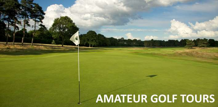 Amateur Golf Tours